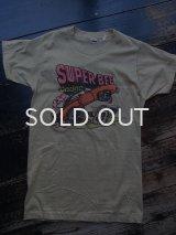 60s Dodge Super Bee 転写紙 カスタム Tシャツ