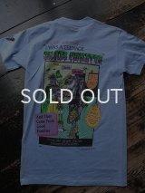 80s MONSTERMONSTER ISLAND Tシャツ