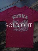 70s~KOREA 龍虎 Tシャツ