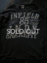 80S INDY カーレースTシャツ