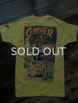 80s MONSTER ISLAND Tシャツ