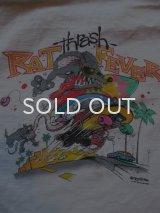 80s RAT FINK Tシャツ