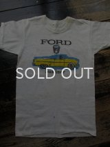 50〜60s FORD Sunliner Tシャツ