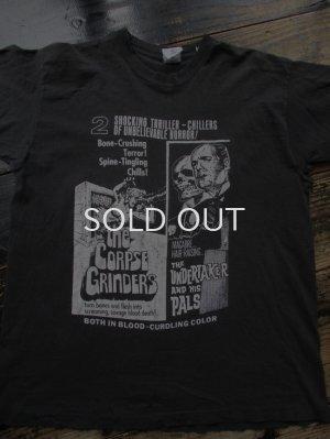 画像1: 90s ホラー映画 Tシャツ