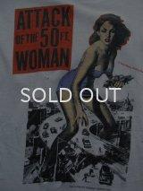 80s 巨人女 映画Tシャツ