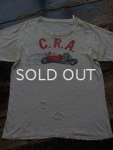 60〜70s CRA HOTROD Tシャツ