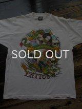 80s JD Crowe TATTOO Tシャツ