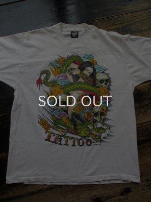 画像1: 80s JD Crowe TATTOO Tシャツ