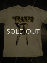 80S THE CRAMPS Tシャツ
